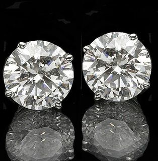 1ctw Diamond Earrings